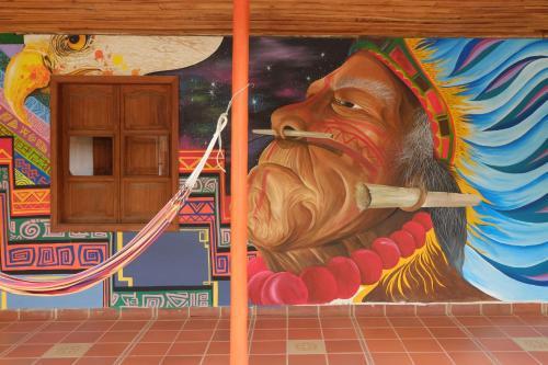 Ayahuasca Casa Artística