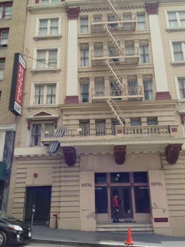 Restaurants Near The Warfield San Francisco