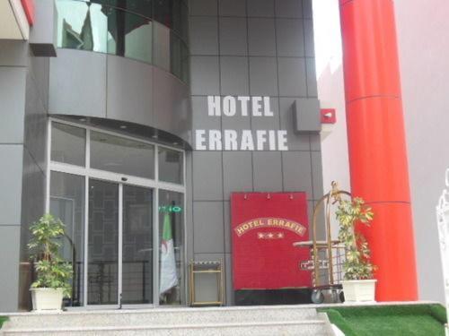 HOTEL ERRAFIE, Douar Kassandji