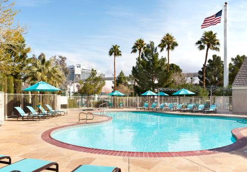 Residence Inn By Marriott Las Vegas Convention Center NV, 89109