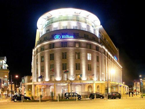 Photo of Hilton Cardiff Hotel Bed and Breakfast Accommodation in Cardiff Cardiff