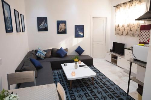 Trendy Apartment Marsa Beach, La Marsa
