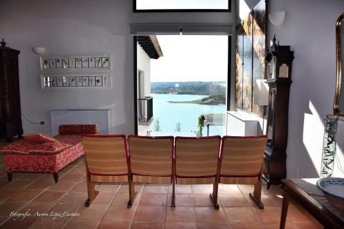 Habitación Doble con vistas al lago - No reembolsable Hotel Balneario de Zújar 2