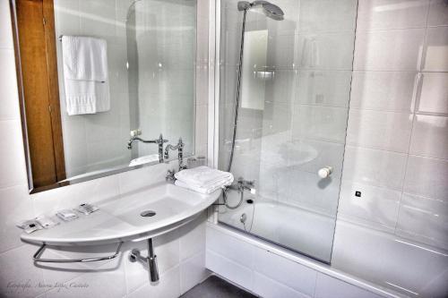 Habitación Doble - 1 o 2 camas Hotel Balneario de Zújar 1