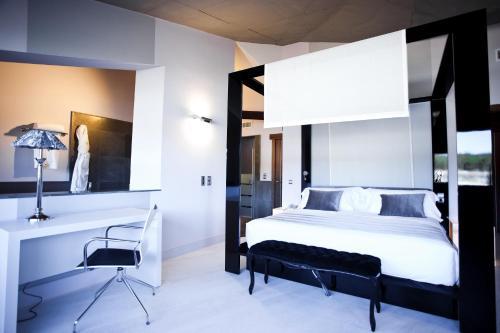 Suite Junior Hacienda Señorio de Nevada 8