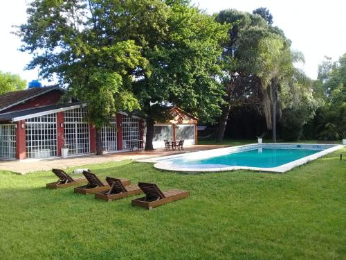 Casa Quinta con Piscina en Ezeiza. Parque Arbolaado