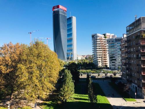 Skyline CityLife Balcony Flat, Milão
