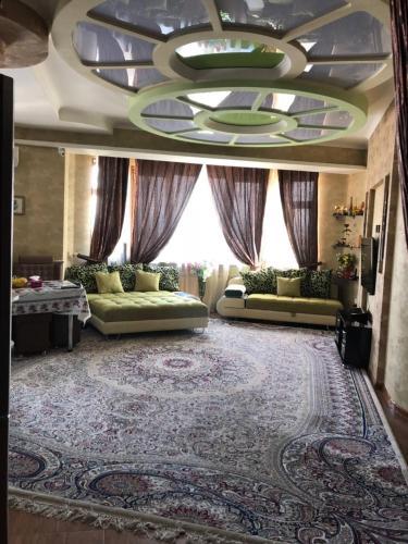 Oltin-tepa 38 house, 184 flat, Tashkent