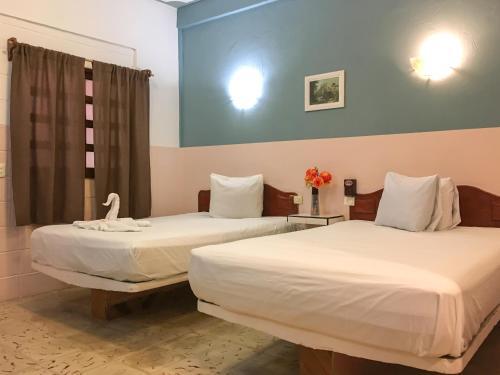 Casa Palma Hotel, Playa del Carmen