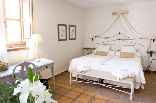 Premium Twin Room Palacio De Los Navas 2