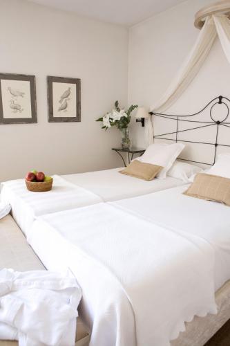 Premium Twin Room Palacio De Los Navas 1