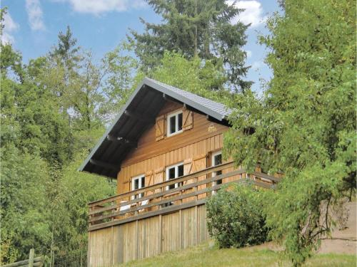 Holiday Home Chalet Bous - Breinchen