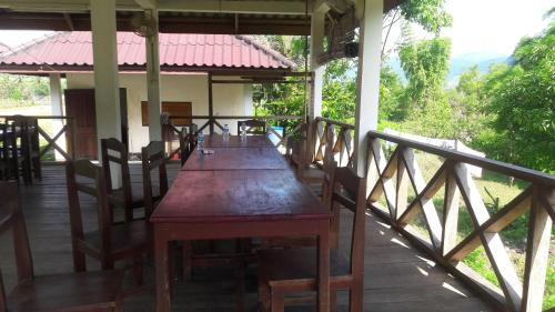 Hot Spring guesthouse, Ban Chomthong