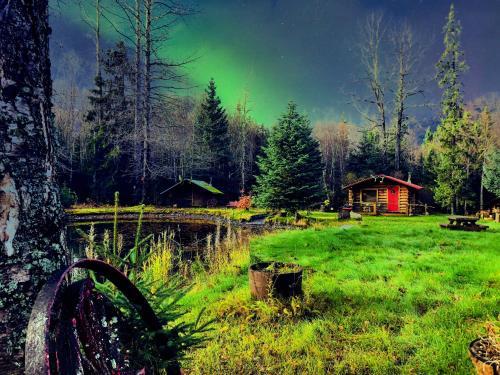Bear Creek Lodge Alaska