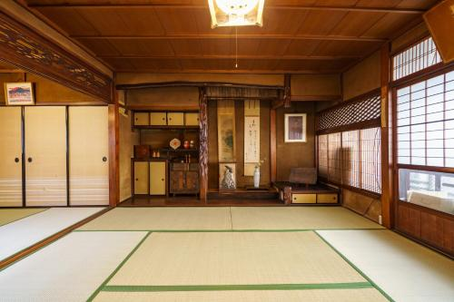 Old Japanese-style house in Noda, Osaka