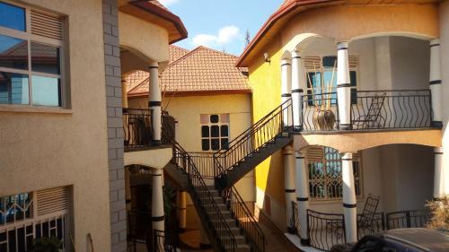 Radius Guests Flats, Kigali