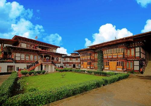 Jakar Village Lodge, Jokhar Dzong