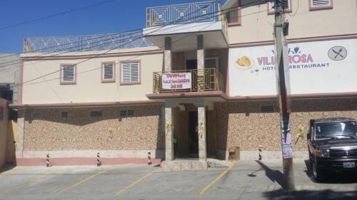 Villa Rosa Hotel & Restaurant, Port-au-Prince