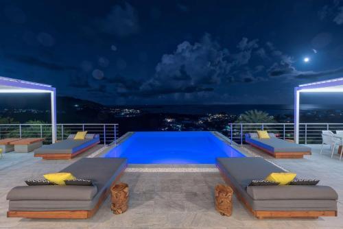 Villa Turquoze, Orient Bay