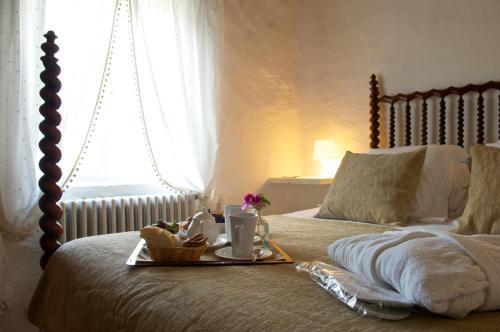 Double or Twin Room Alcaufar Vell Hotel Rural & Restaurant 1