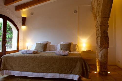 Suite Junior con terraza Alcaufar Vell Hotel Rural & Restaurant 3
