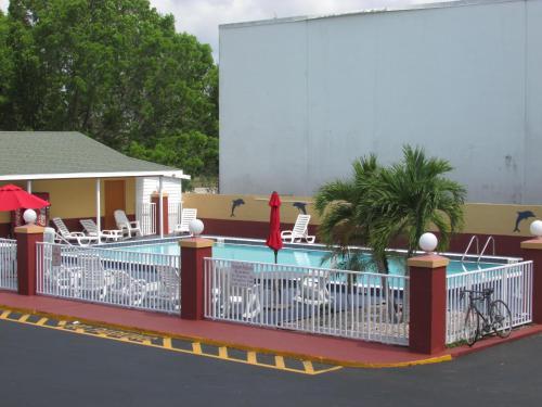 Howard Johnson Hotel Fort Myers Florida