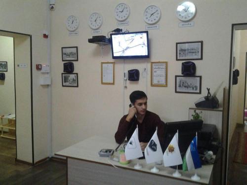 Doppi hostel, Tashkent