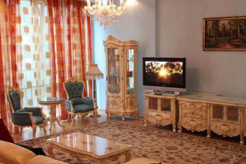 Apartment on Dostyk 162, Almaty