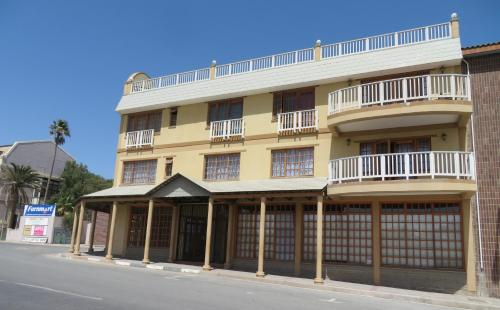 Haus Rologo Flat no.1, Lüderitz