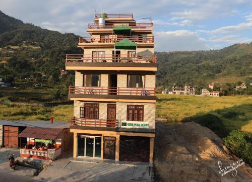 Green Peace Resort, Pokhara