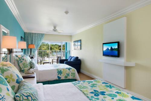 Splash at Coconut Bay Beach Resort and Spa, Vieux Fort