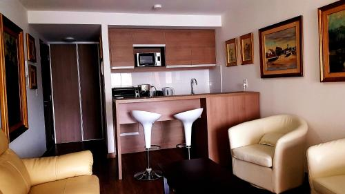 Studio apartment, Pocitos, Montevideo