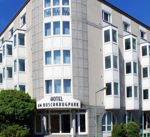 Hotel am Buschkrugpark photo 17