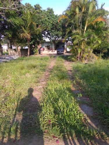 Casa com quintal