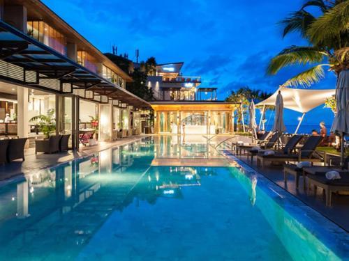 cape sienna hotel villas kamala beach phuket. Black Bedroom Furniture Sets. Home Design Ideas