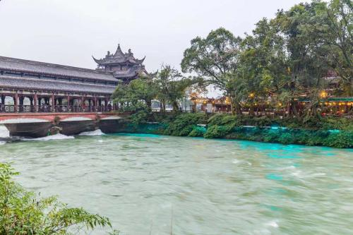Liangxi Maxiaoyuan Guest House, Dujiangyan