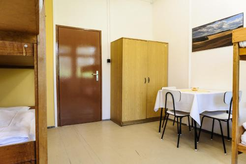 Llit en Dormitori de 4 Llits (Single Bed in 4-Bed Dormitory Room)