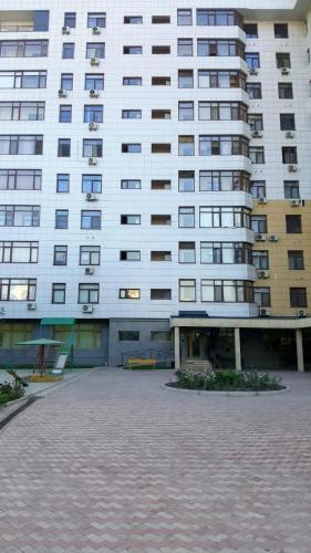 Downtown apartment Kievskaya-Umetalieva, Bishkek