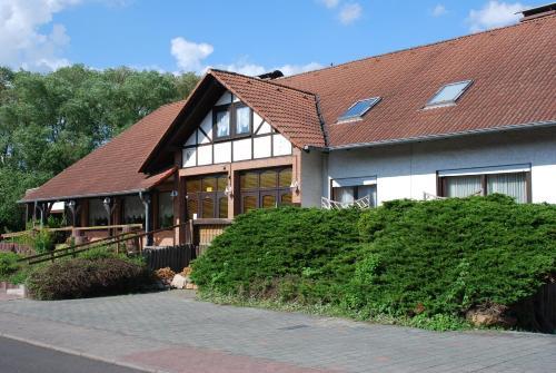 Отель Hotel am Steinertsee - Kassel-Ost 2 звезды Германия