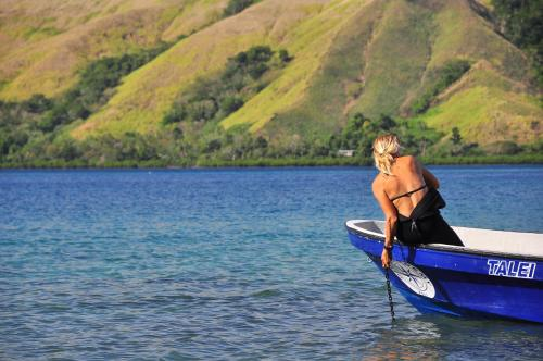 Viani Bay Resort - off Taveuni, Vatolotolo