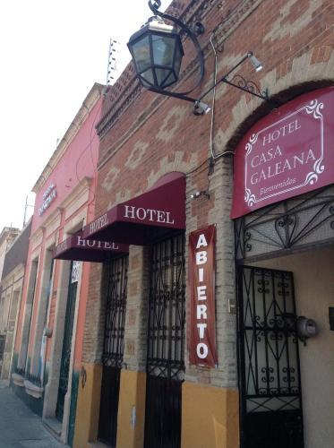 Hotel Casa Galeana