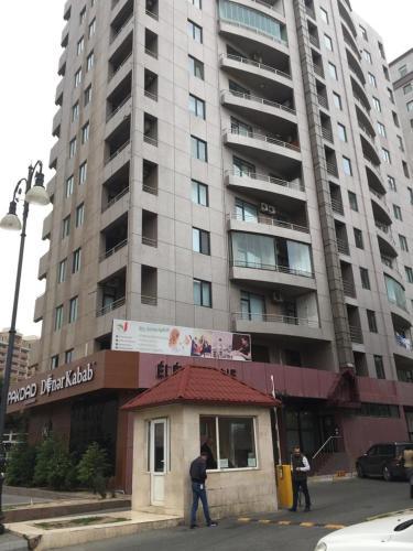 Apartament Abu Arena Gandjlik, 巴库