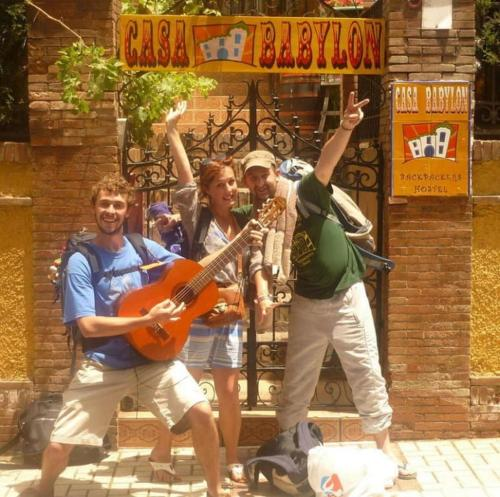 Casa Babylon Backpakers Hostel
