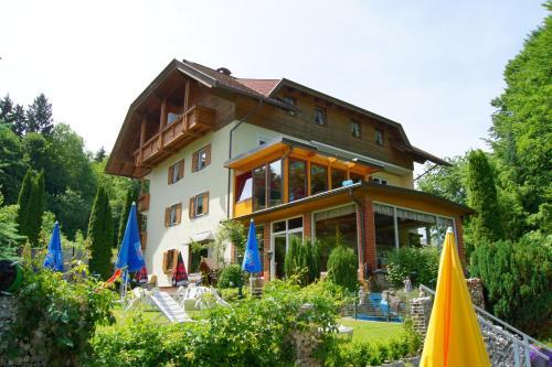 Appart-Pension Seehang - Studio mit Balkon