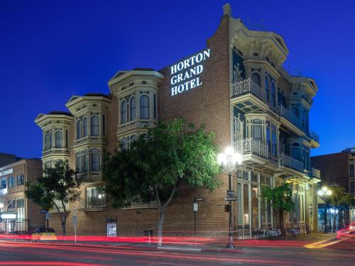 Horton Grand Hotel - 3.0 star rating for travel with kids