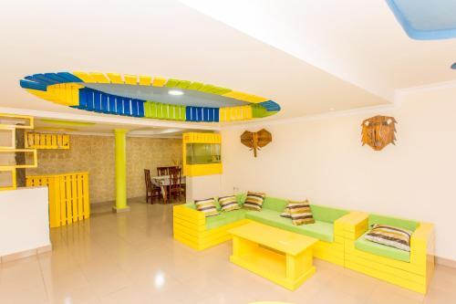 Iwacu Guesthouse, Kigali