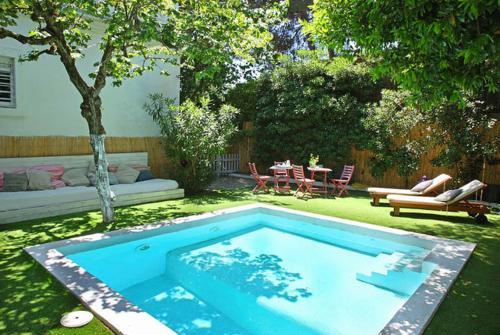 Pedralbes Villa Sleeps 12 Pool Air Con WiFi