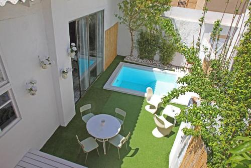 Can Tunis Villa Sleeps 12 Pool Air Con WiFi