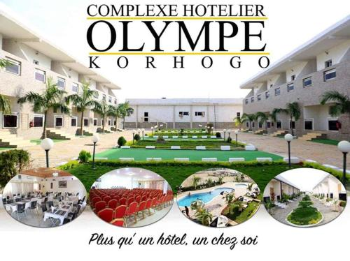 Complexe Hotelier Olympe