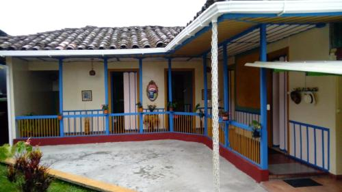 Casa Jardín, Filandia